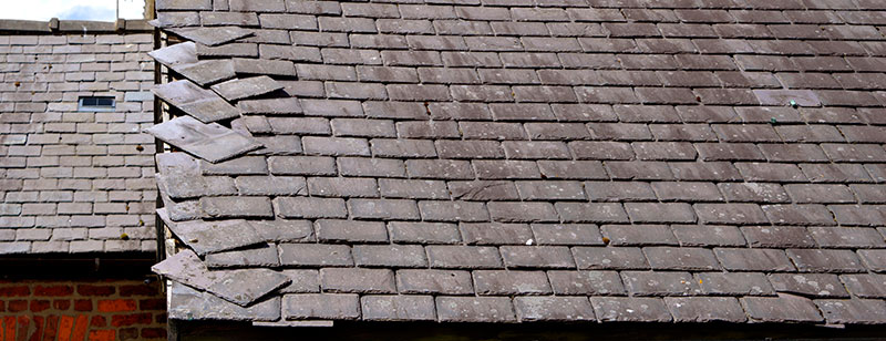 Slate Roof Repairs Leatherhead