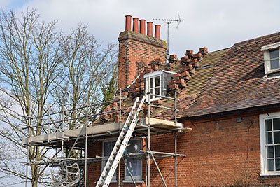 Tiled Roofing Company Leatherhead