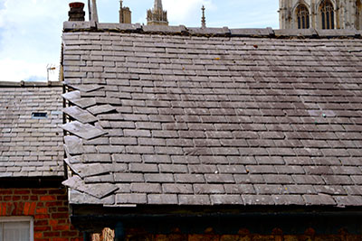 Clay and Cement Tiled Roofing London